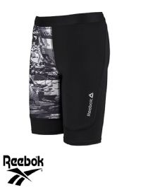 Women's Reebok 'DT Compression' Shorts (Z92797) x6: £5.95